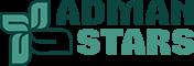 Admanstars Logo